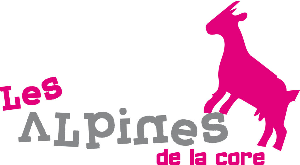 Logo les alpines de la core