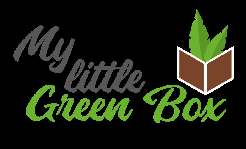 Logo My little Green Box